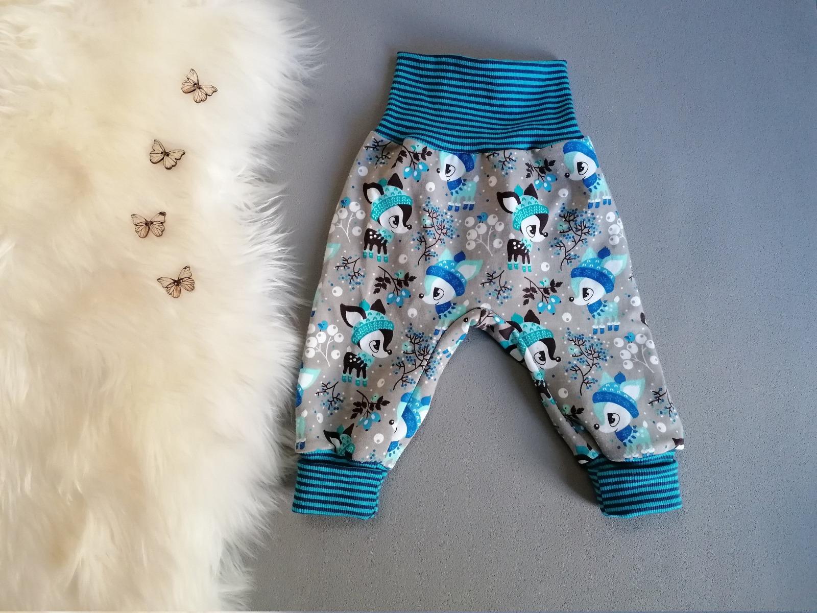 Pumphose aus Sommersweat für Babys und