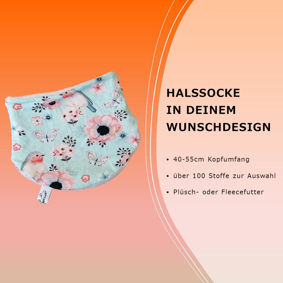 Halssocke für Babys und Kinder in