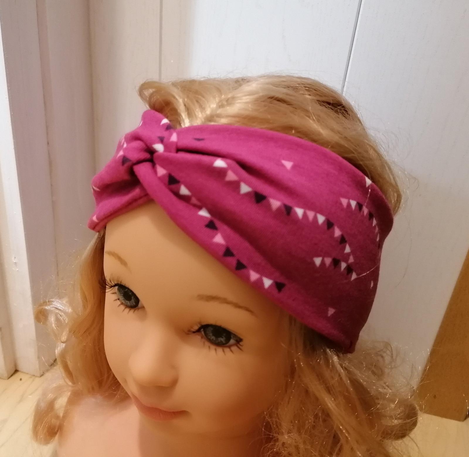 Baby Kind Stirnband Haarband aus Jersey