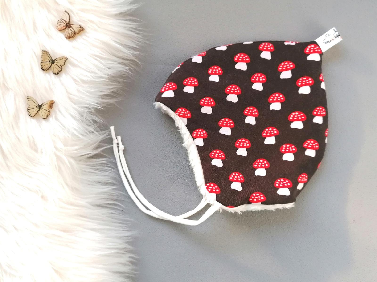 Zipfelmütze für Babys und Kinder Mütze