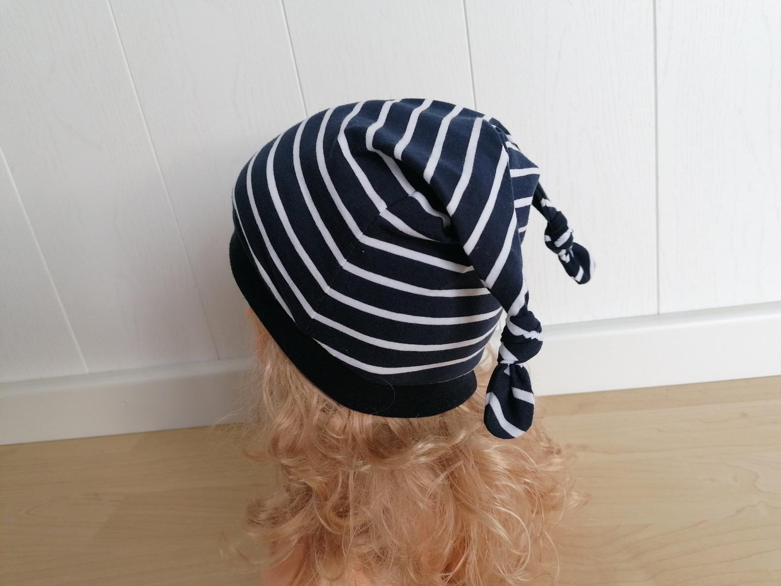 Knotenmütze Ohrenmütze für Babys und Kinder
