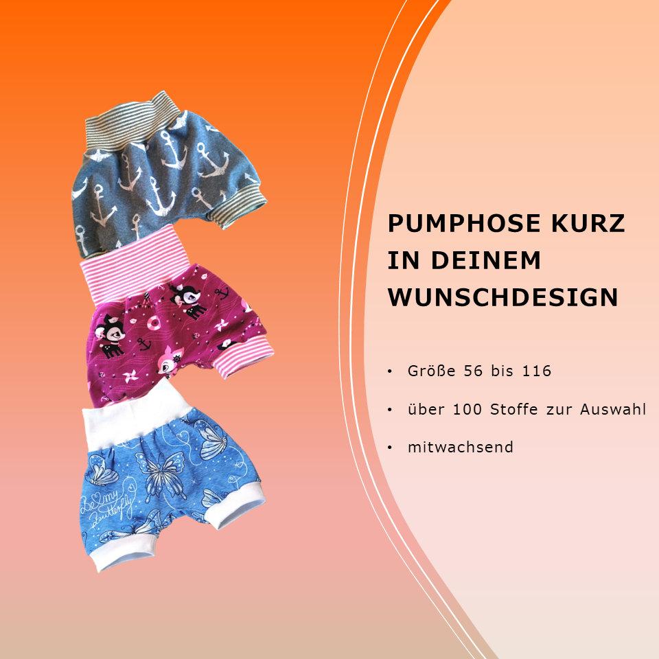 Baby Kind Kurze Pumphose Shorts Größe