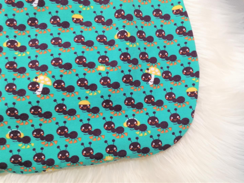 Bio-Strampelsack Schlafsack für Babys und Kinder
