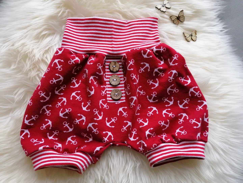 Baby Kind Kurze Pumphose Shorts kleine