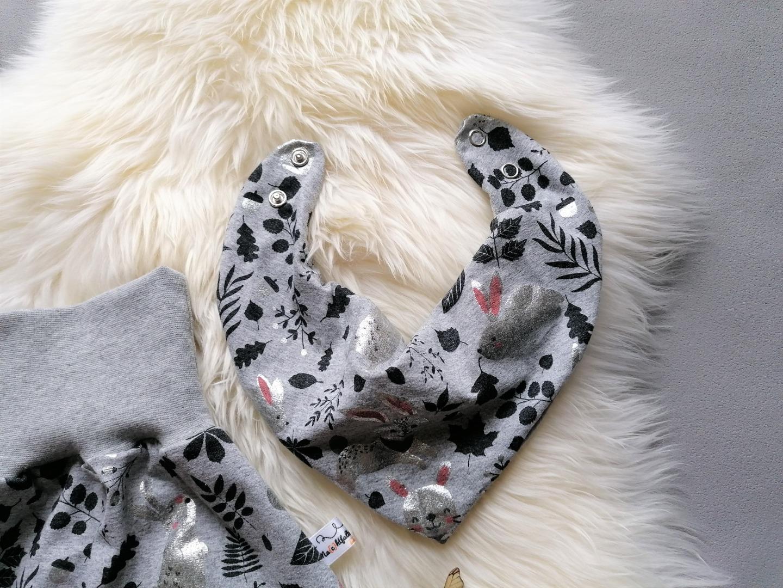 Babyset Erstlingsset wahlweise 2-teilig Strampelsack mit