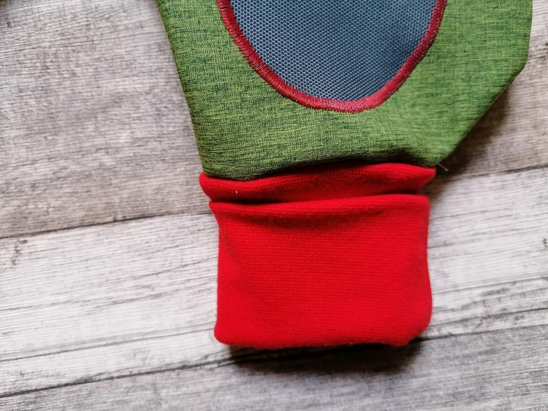 Reserviert für Anna: Softshell-Overall Größe 80/86