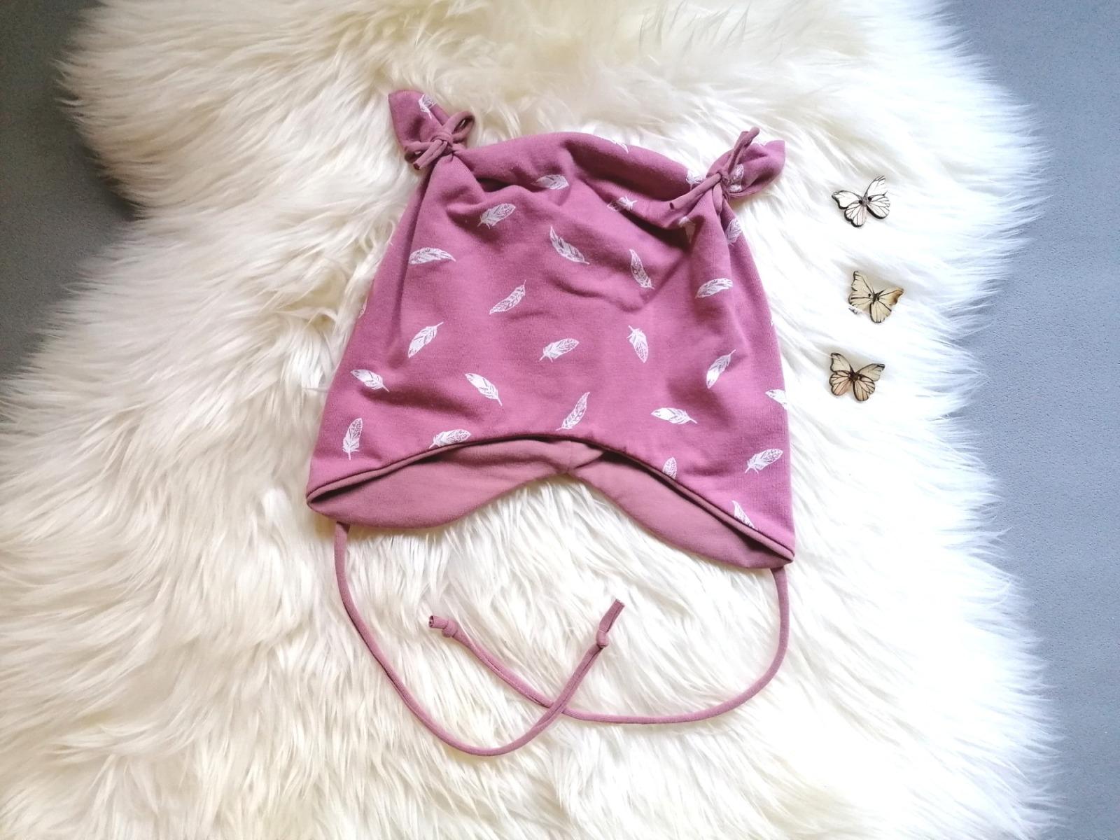 SOFORTKAUF: Kopfumfang 48-50cm Baby Kind Ohrenmütze