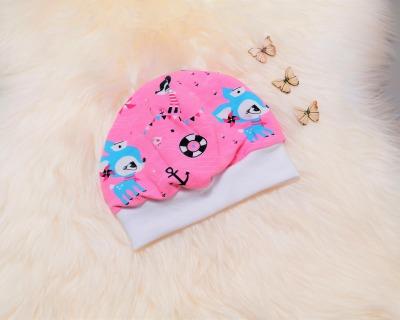 Mütze kopfnah für Babys und Kinder