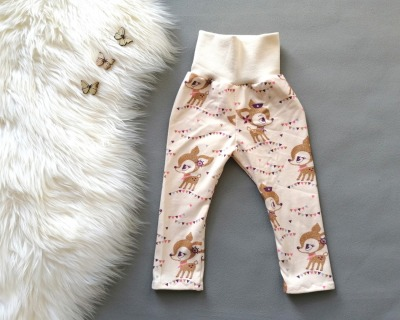 Leggings in Längen Baby Kind Jersey