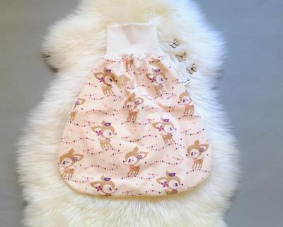 Babyschlafsack einlagig oder gefüttert Strampelsack für