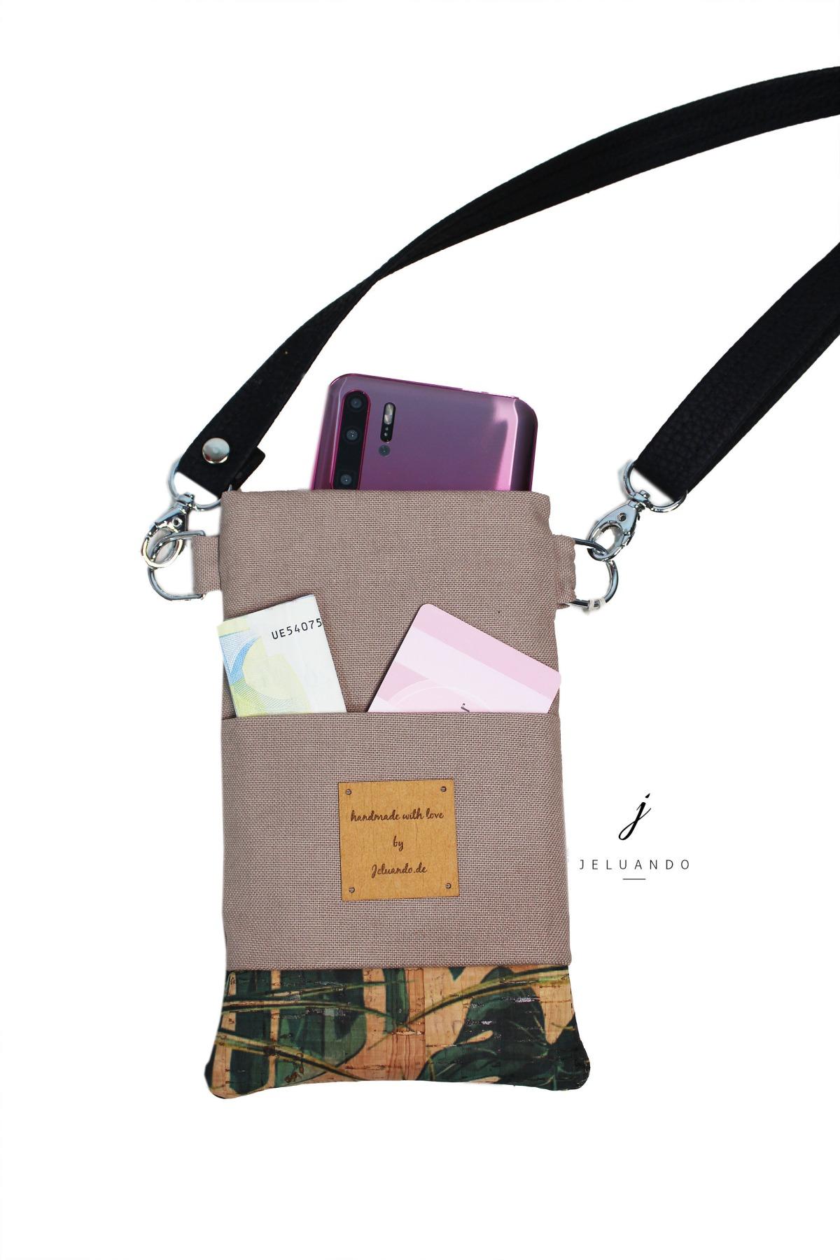 Handy - Umhängetasche mit Geldfach
