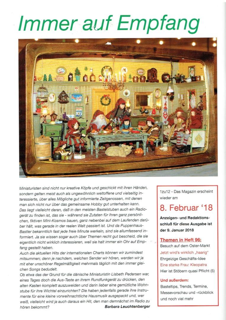 Nr 1zu12 Das Magazin Nov Dez