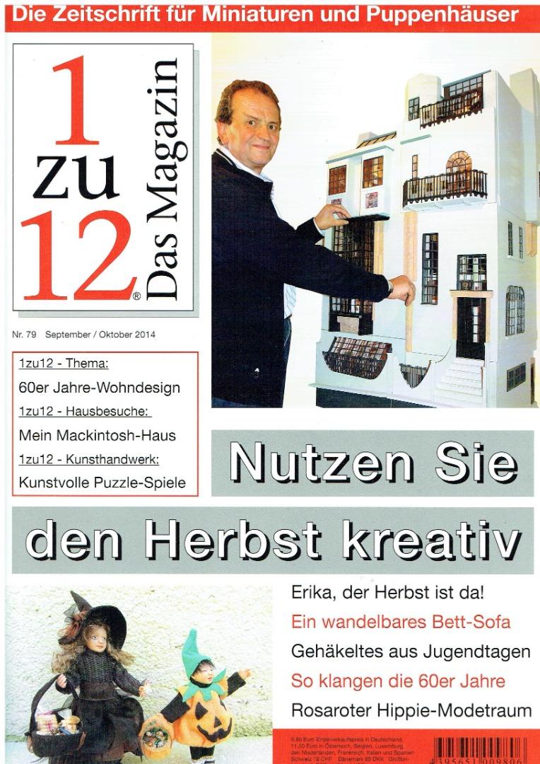 Nr 79- 1zu12 Das Magazin Juli