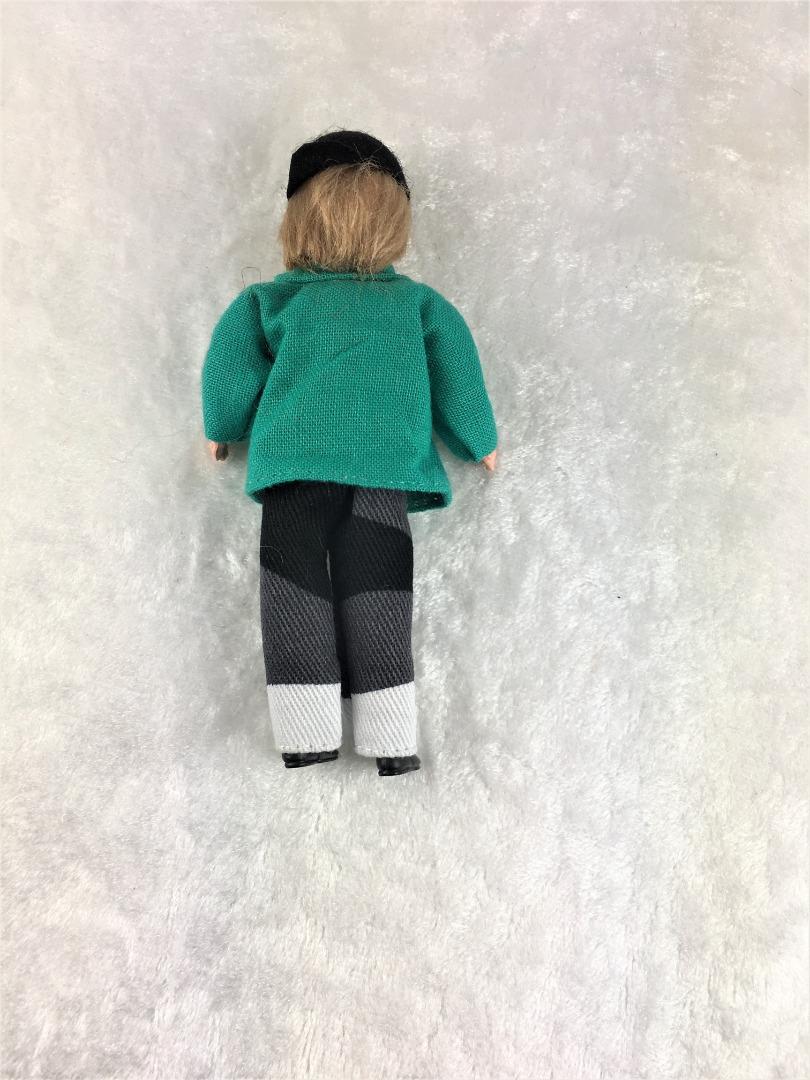 Junge 10 cm Caco Puppenstuben Biegepüppchen