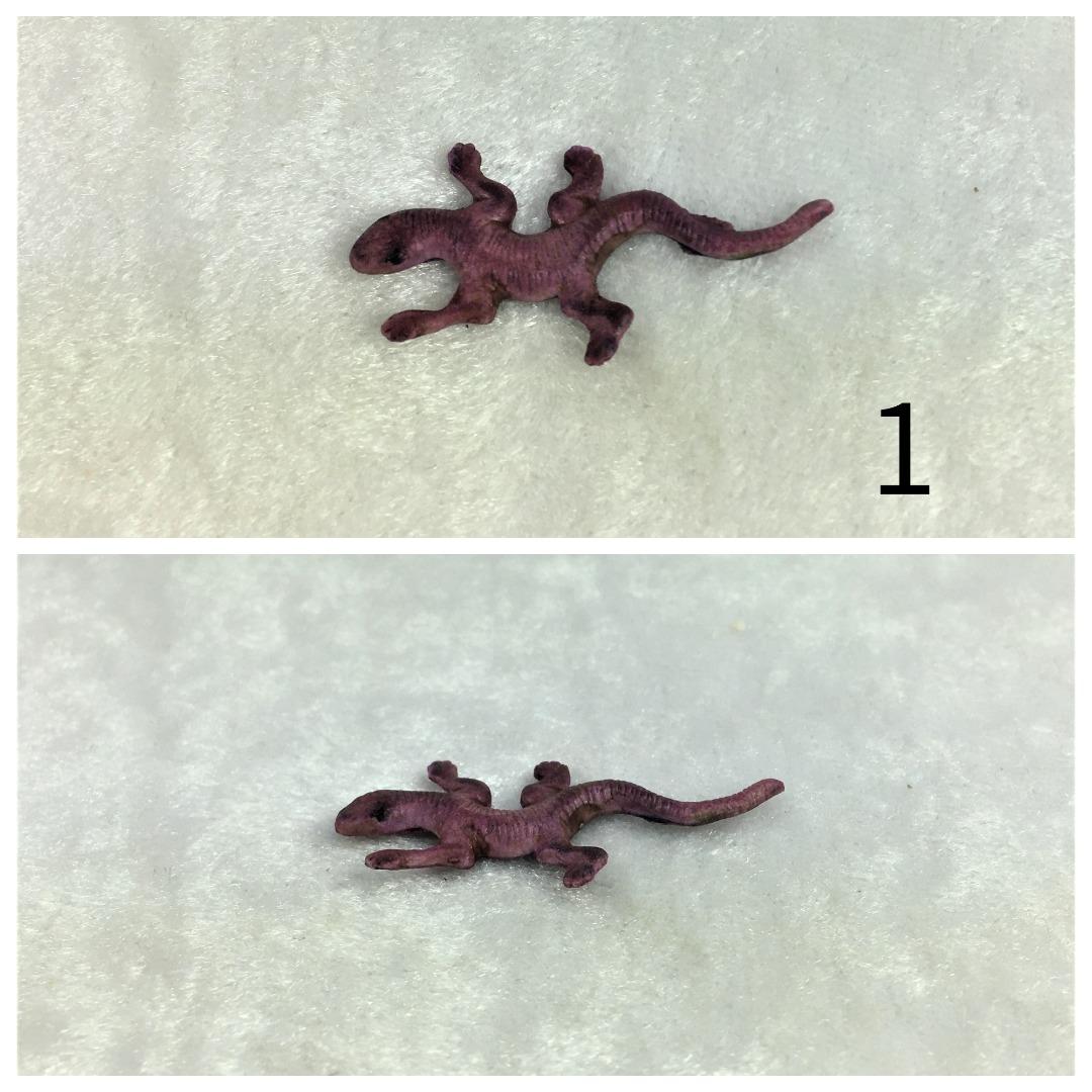 Eidechse in Miniatur 1zu12