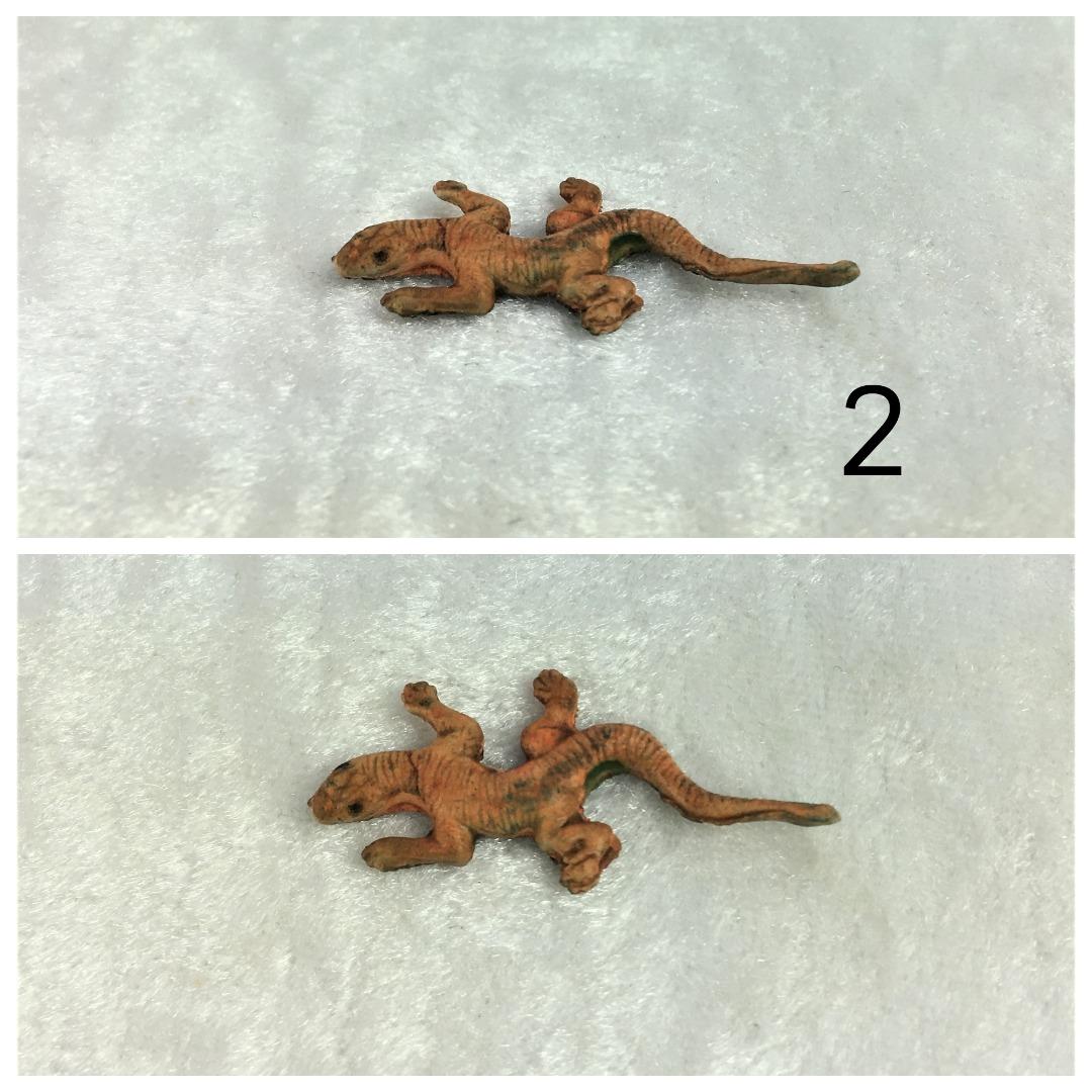 Eidechse in Miniatur 1zu12 2