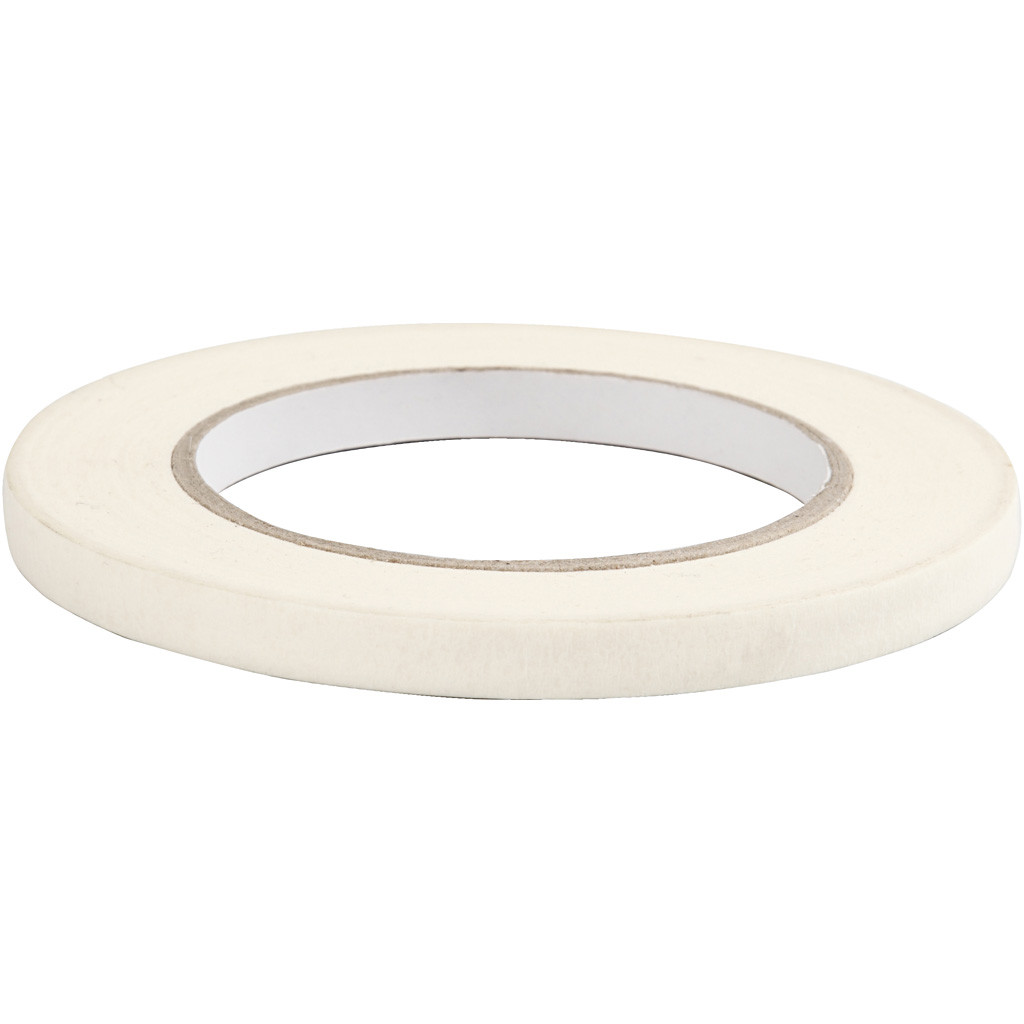 Flexibles Masking Tape 10mm 18m für