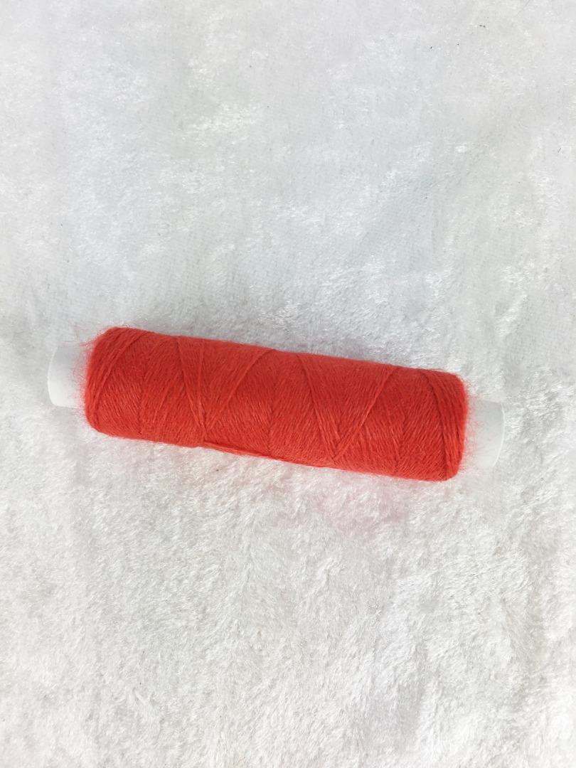 Schurwolle 4-3001 Rot