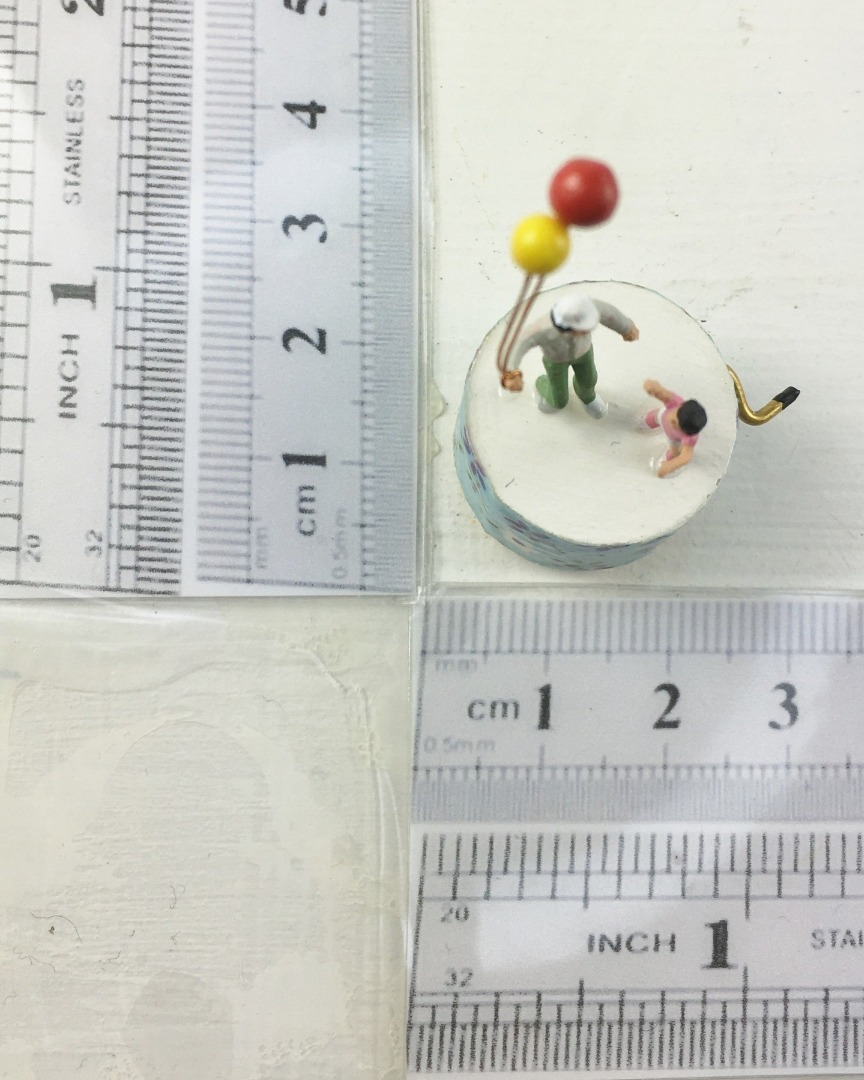 Spieluhr Motiv Luftballon 5