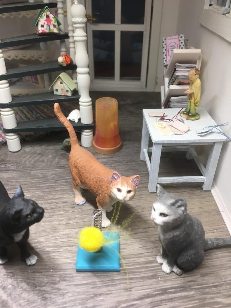 Spielzeug für die Katze 5