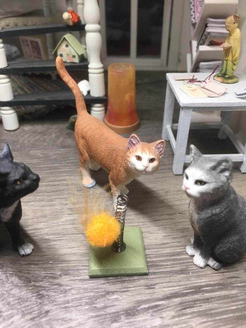 Spielzeug für die Katze 6