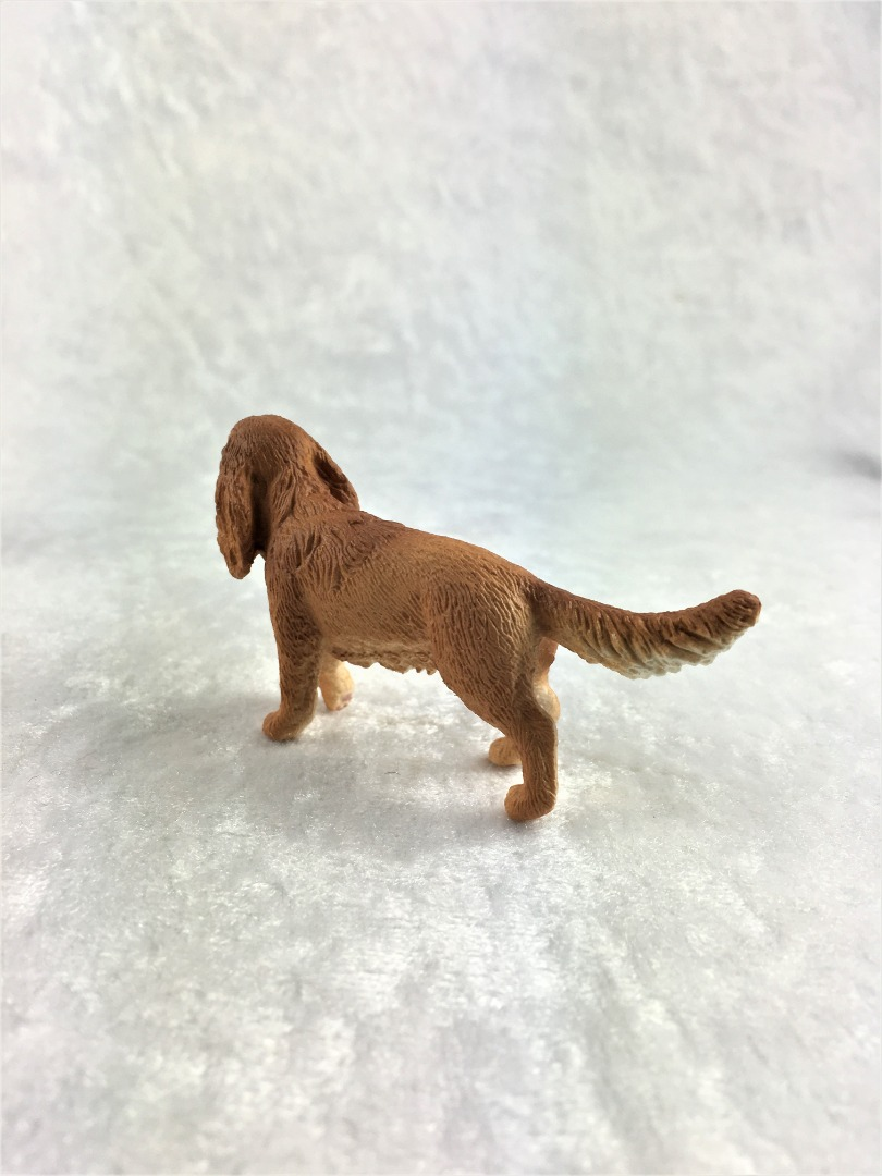 Englischer Cocker Spaniel in Miniatur 1:12
