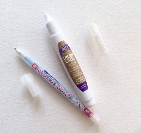 Quickie Glue Pen für die Puppenstube