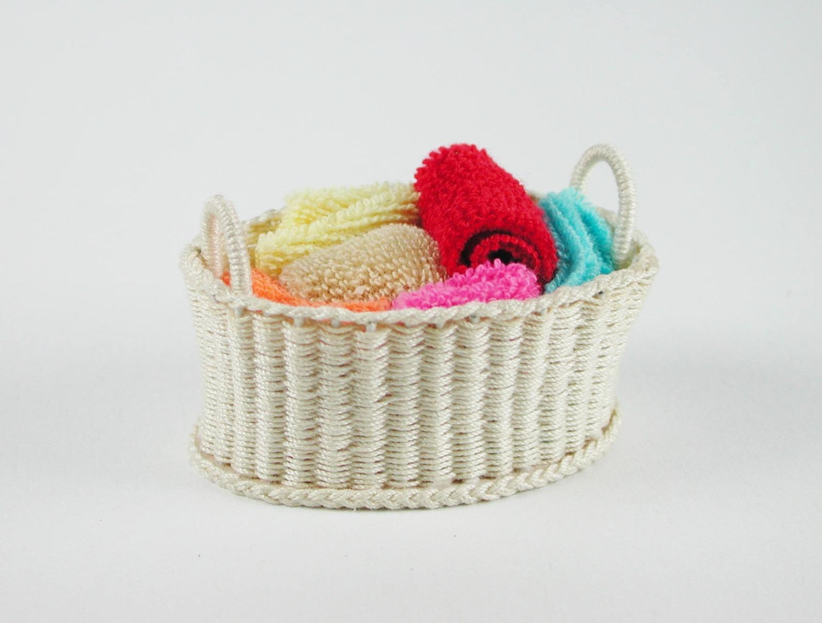 Brettchen ca cm oval für Waschkorb
