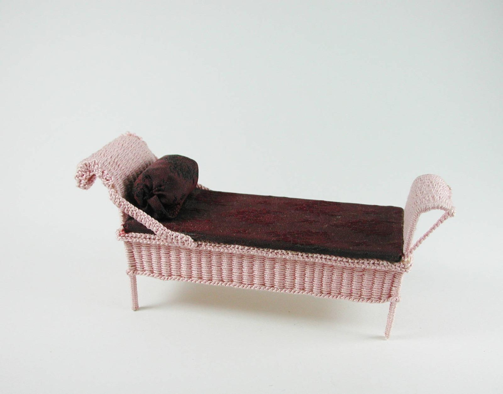 Brettchen ca cm für Chaise Longue