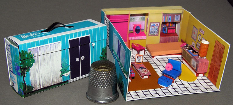 Puppenhaus im Koffer 2