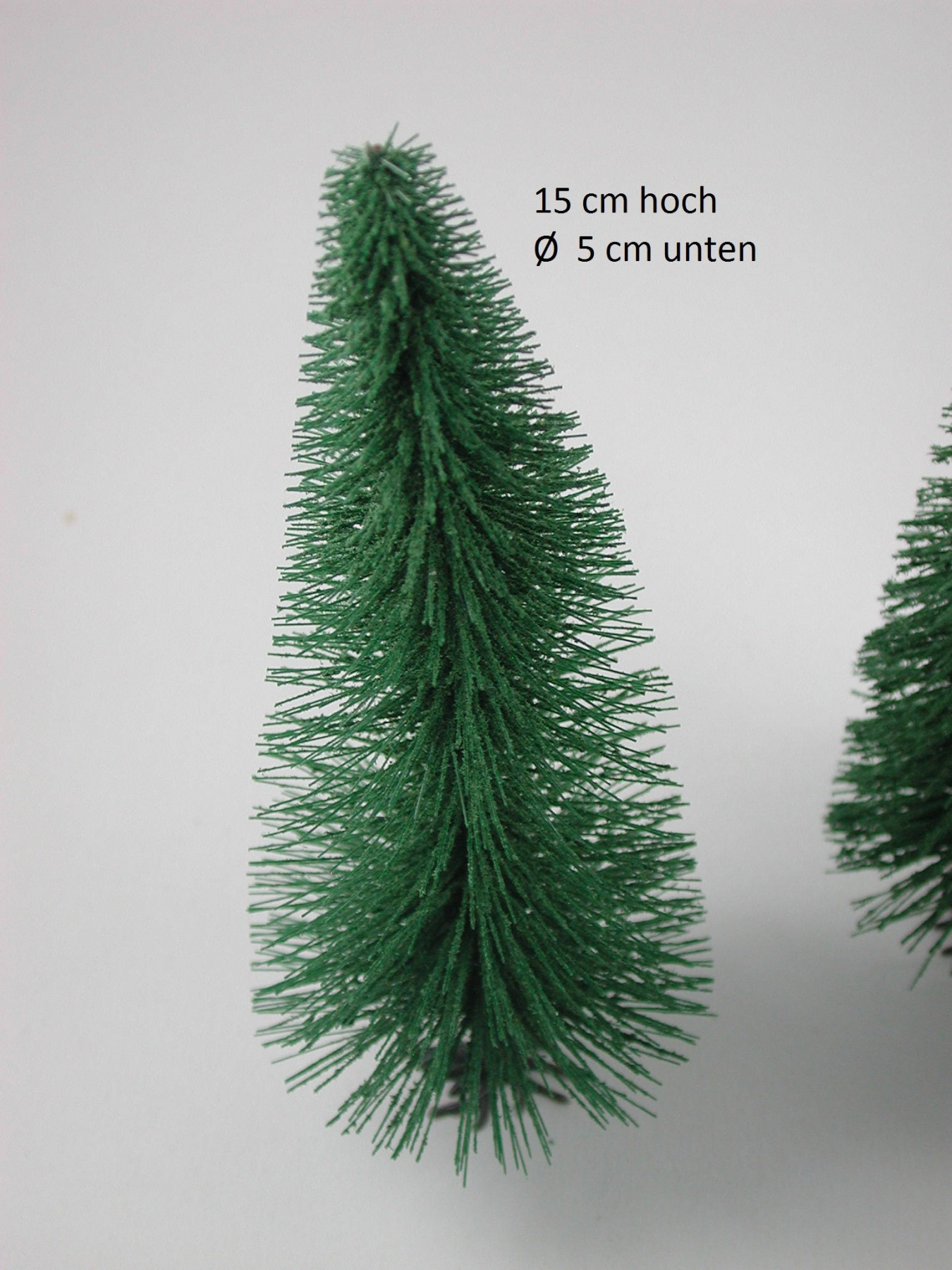 Tannenbaum Modellbautanne zum basteln für die