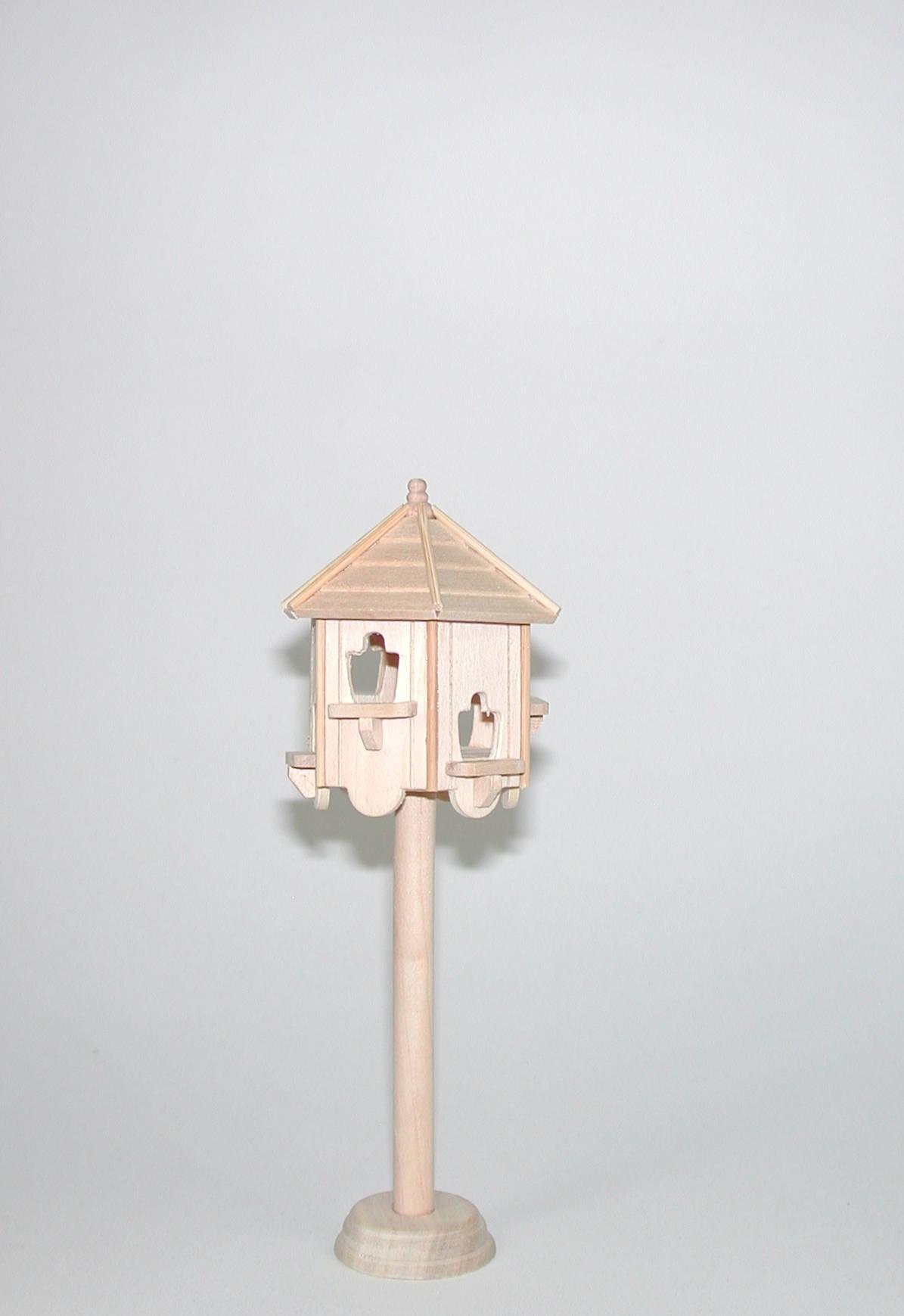 Taubenschlag für die Puppenstube das Puppenhaus