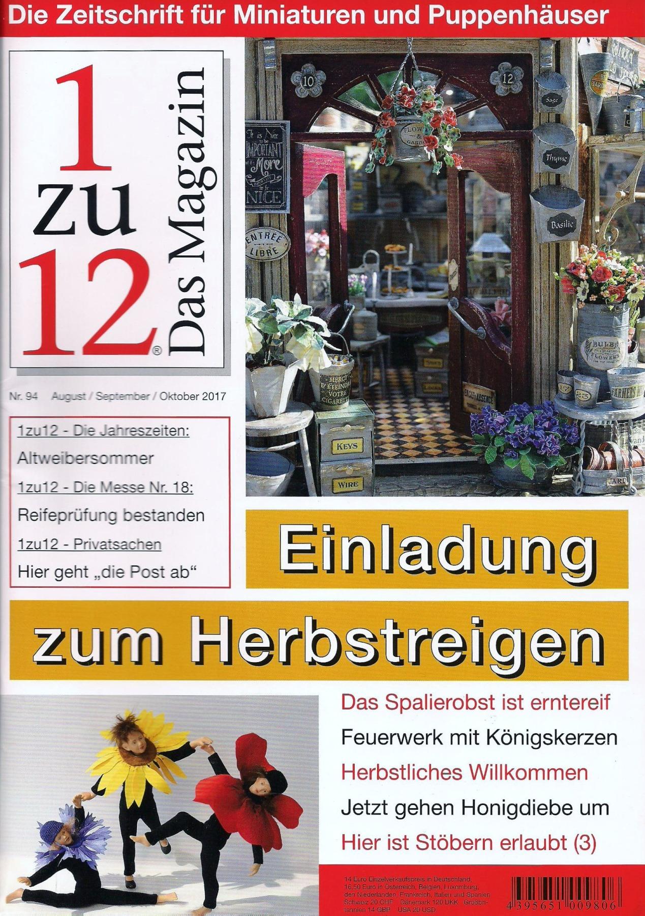 Nr 94 - 1zu12 Das Magazin