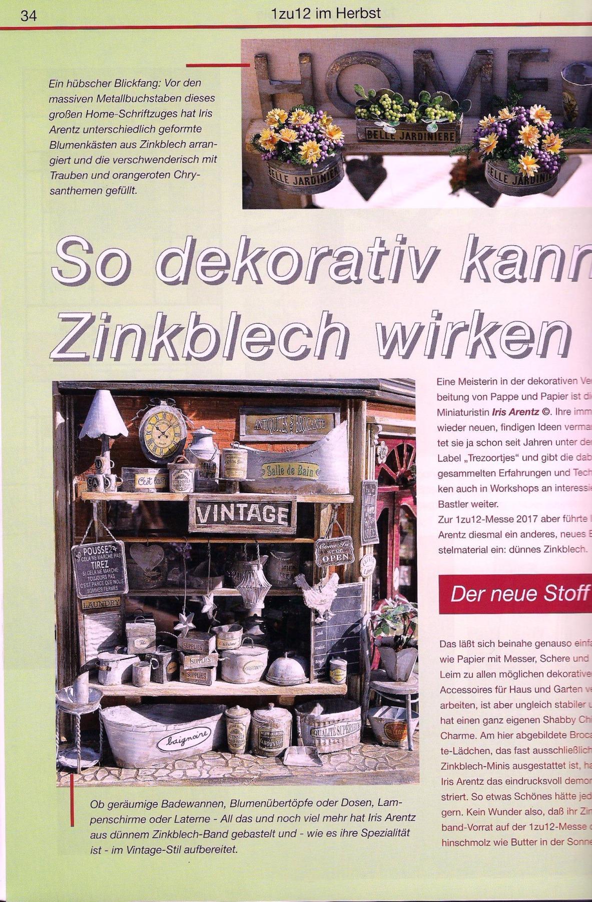 Nr 1zu12 Das Magazin August/September/Oktober Einladung