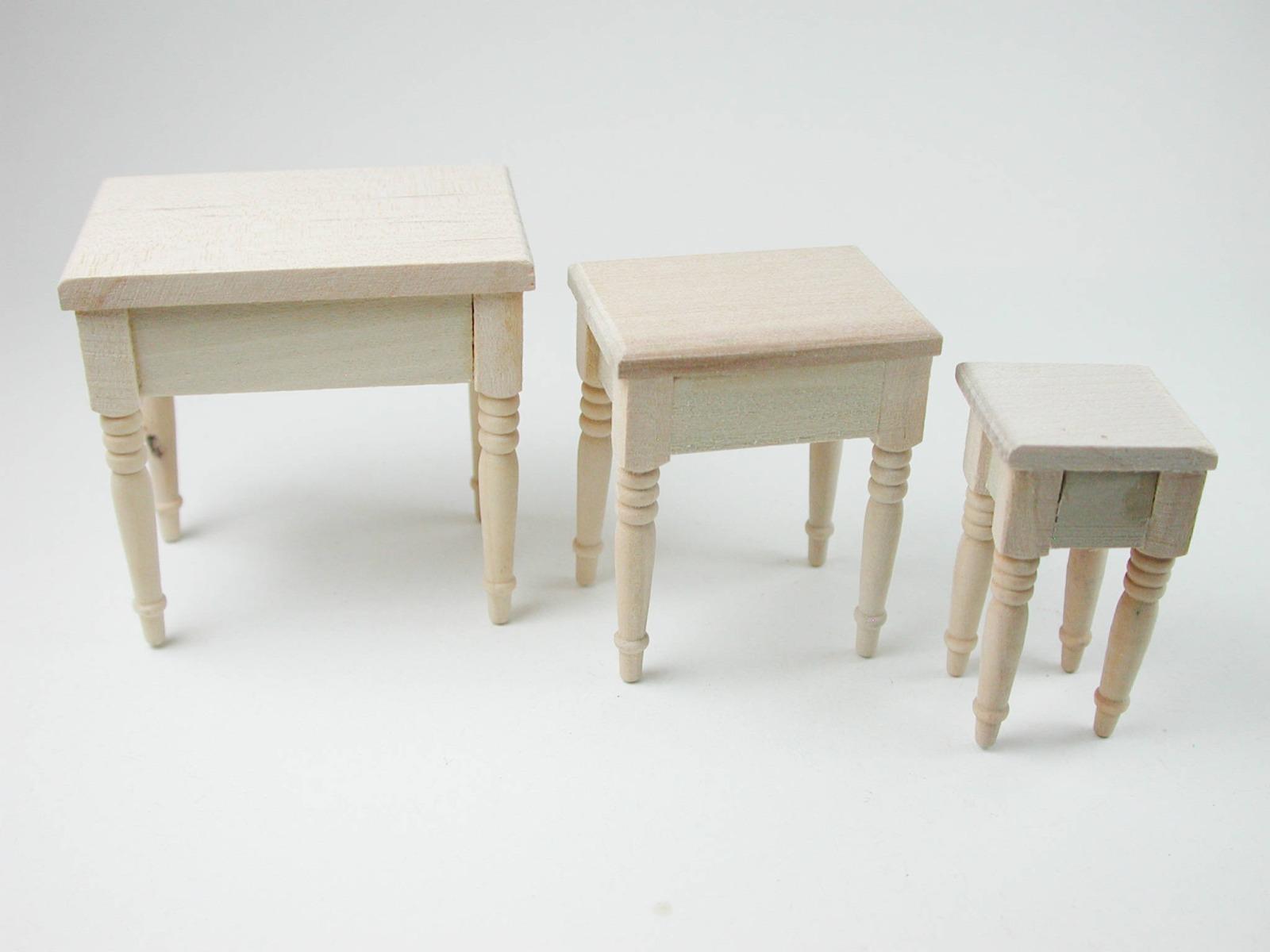 Tische Set 3 Stück 4