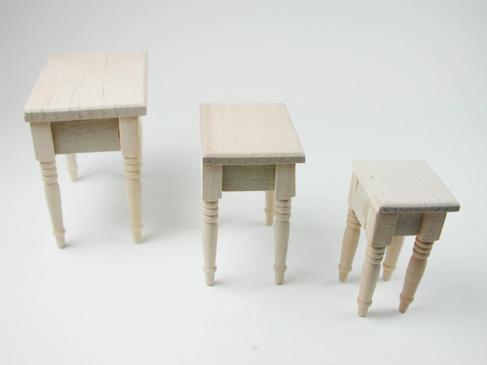 Tische Set 3 Stück 5