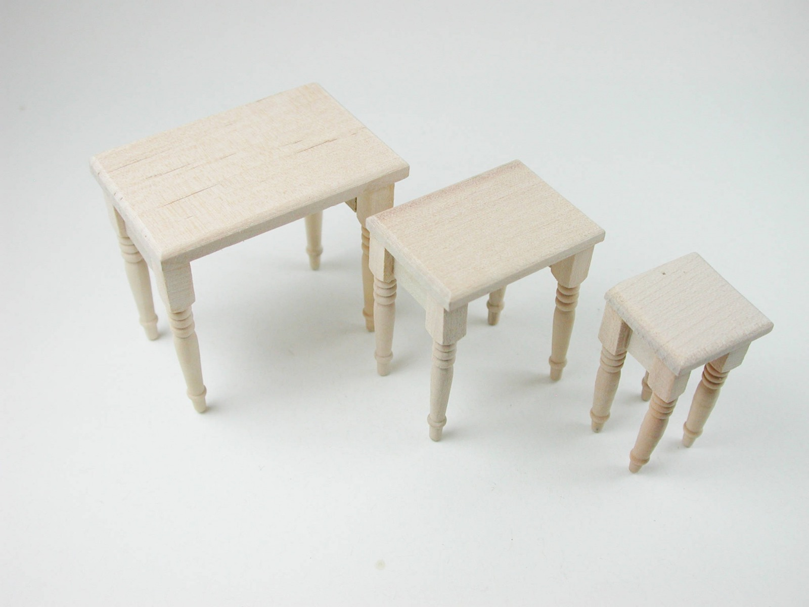 Tische Set 3 Stück