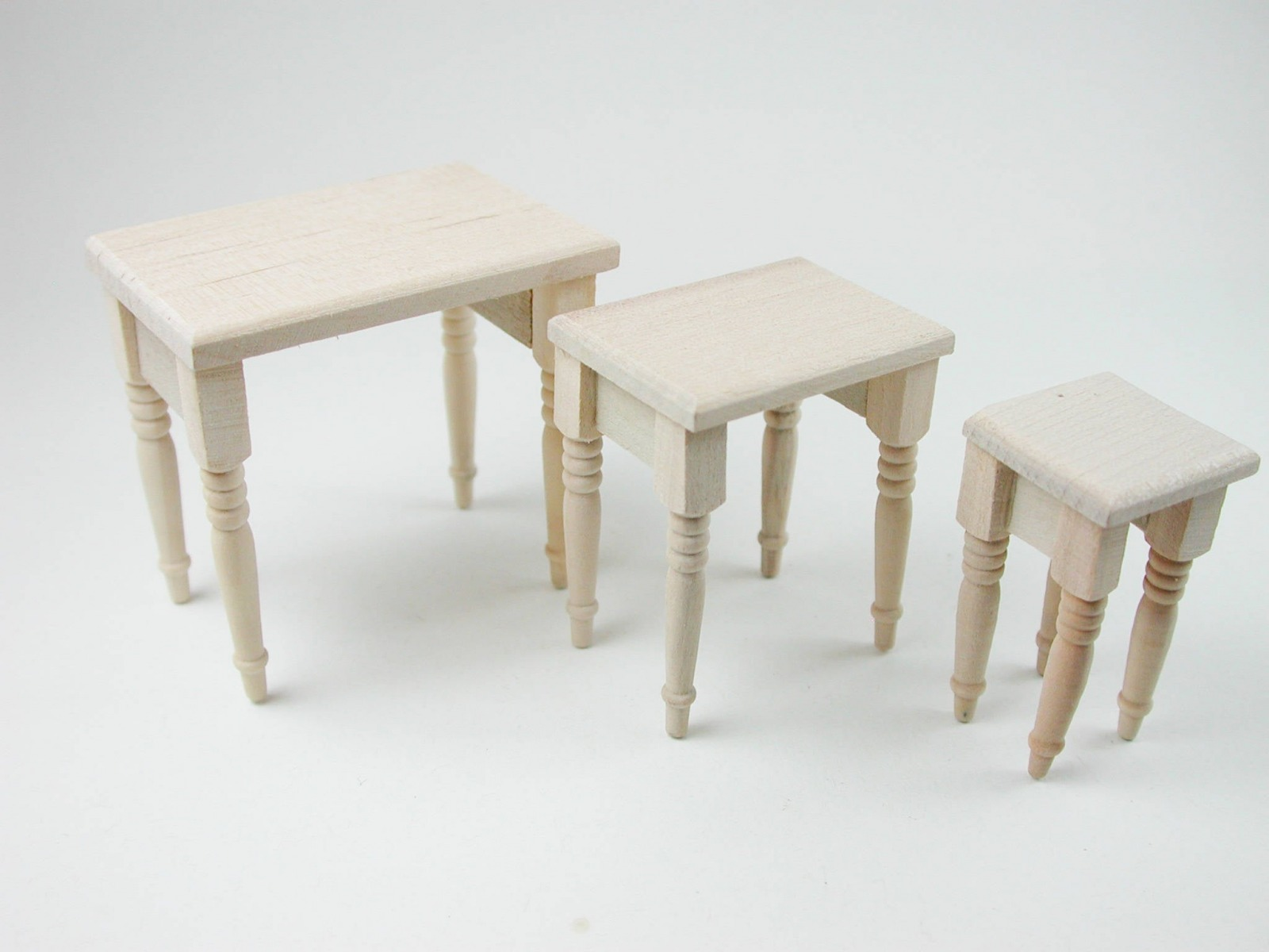 Tische Set 3 Stück 2