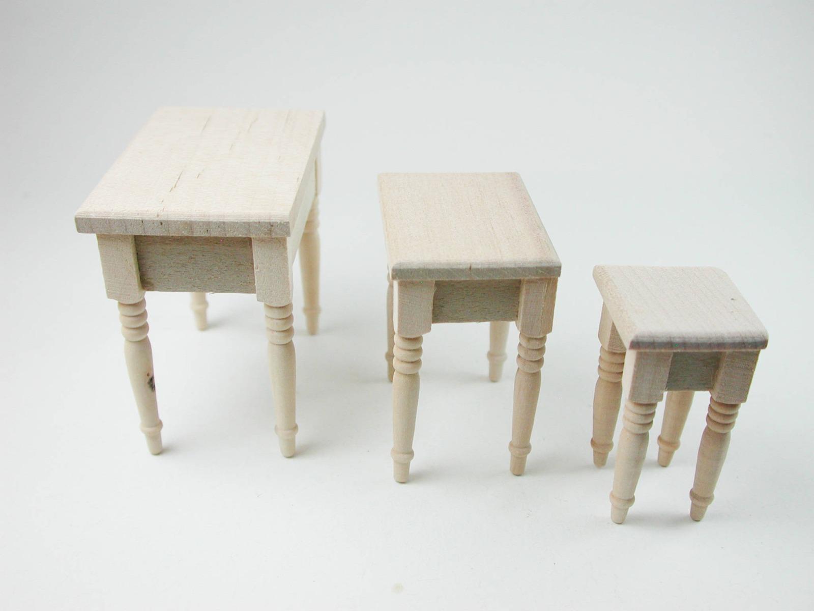 Tische Set 3 Stück 3