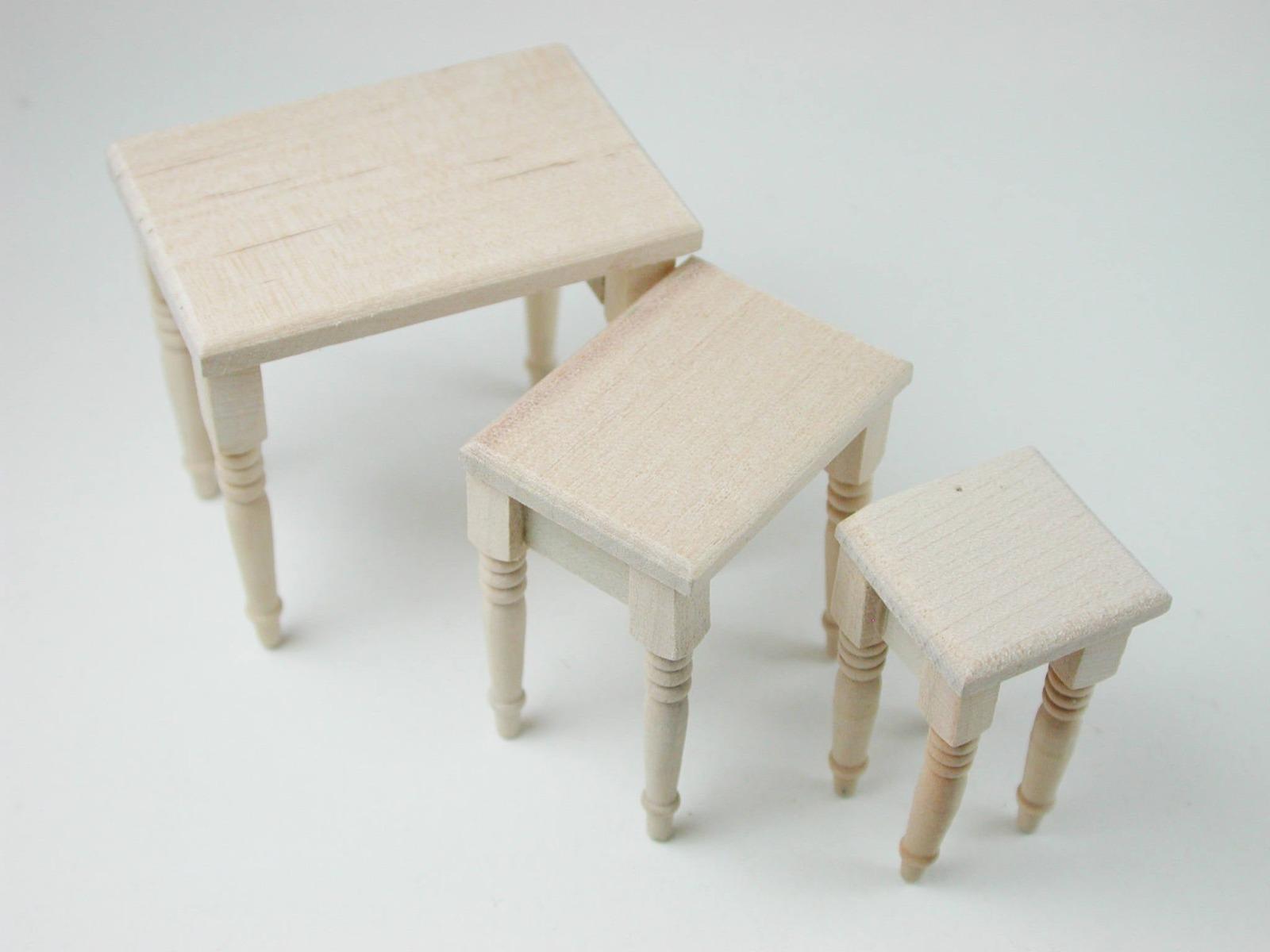 Tische Set 3 Stück 6
