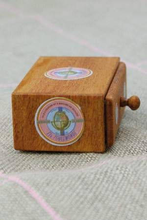 Sajou Miniatur Kurzwaren Schublade Fil Tonkin