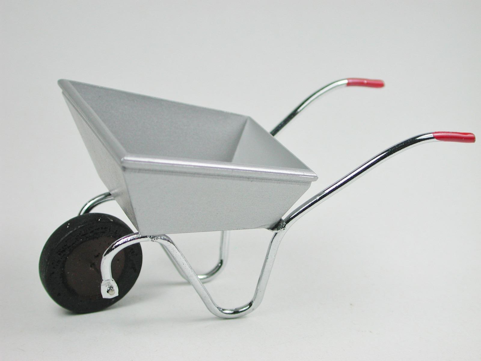 Schubkarre aus Metall 2