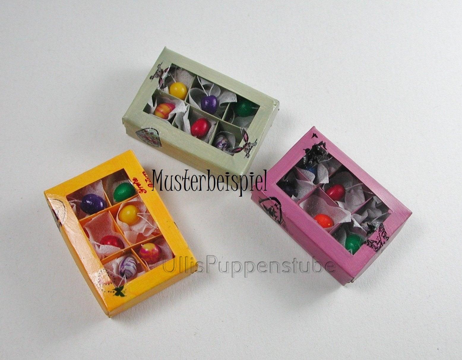 Schachtel Bastelkit Vorlage für eine Schachtel