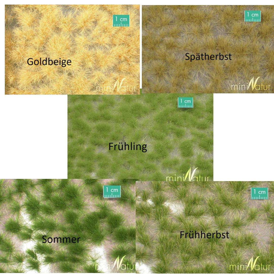 Grasbüschel lang für die Landschafts oder