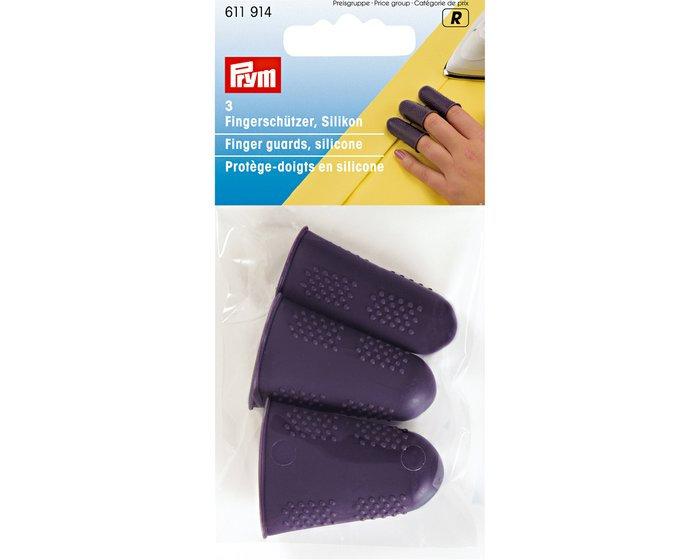 Fingerschützer zum Bügeln SILIKON Stück Silikon-Hütchen