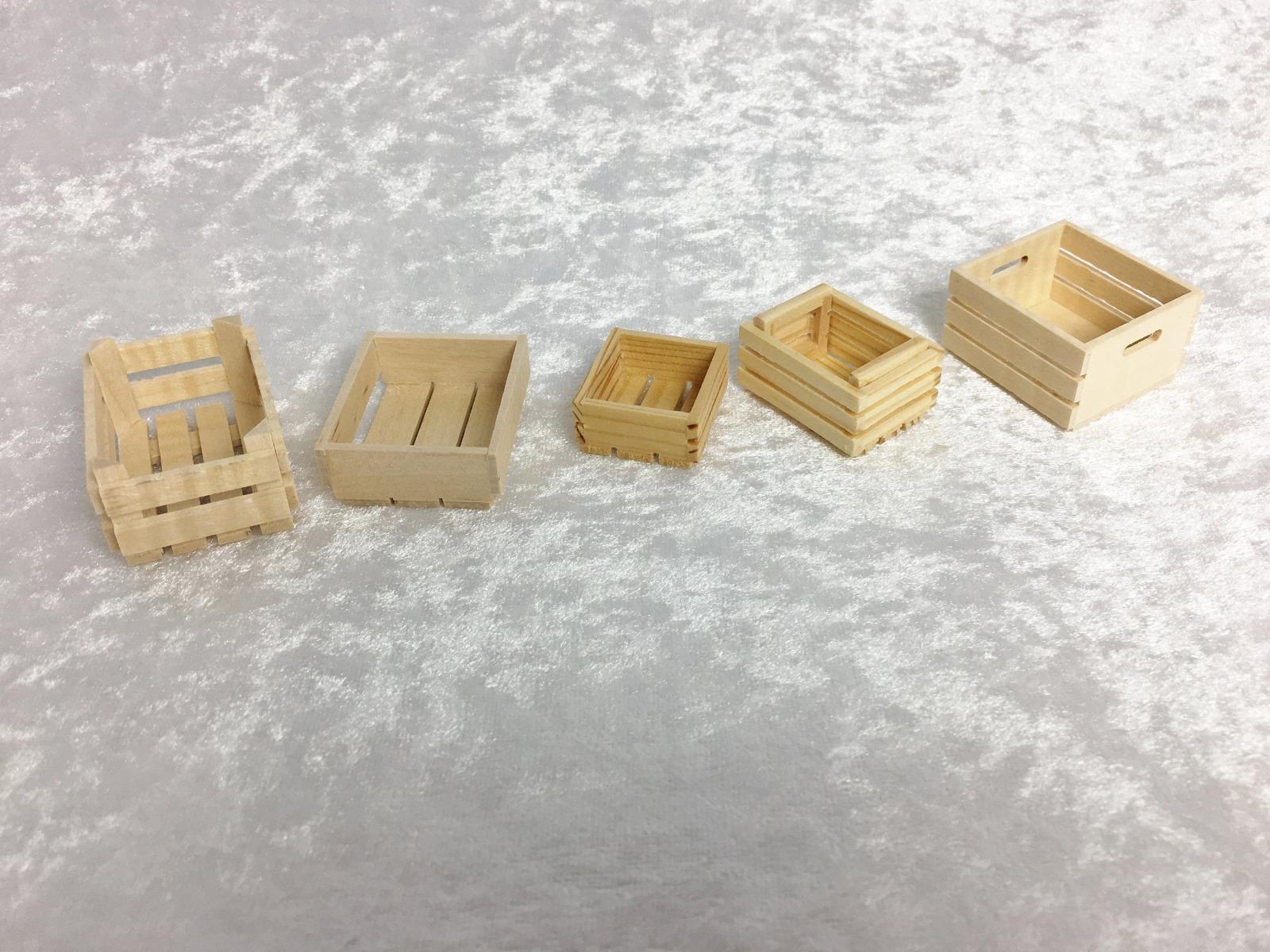 Gemüsekiste aus Holz Holzkiste Kiste für