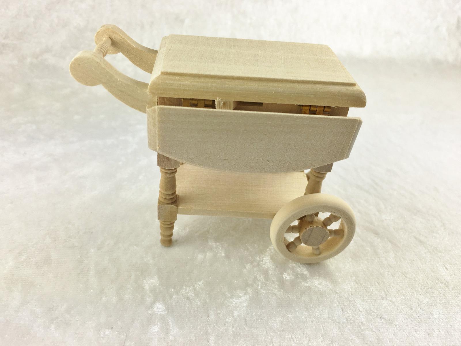 Teewagen 1:12 Miniatur 7