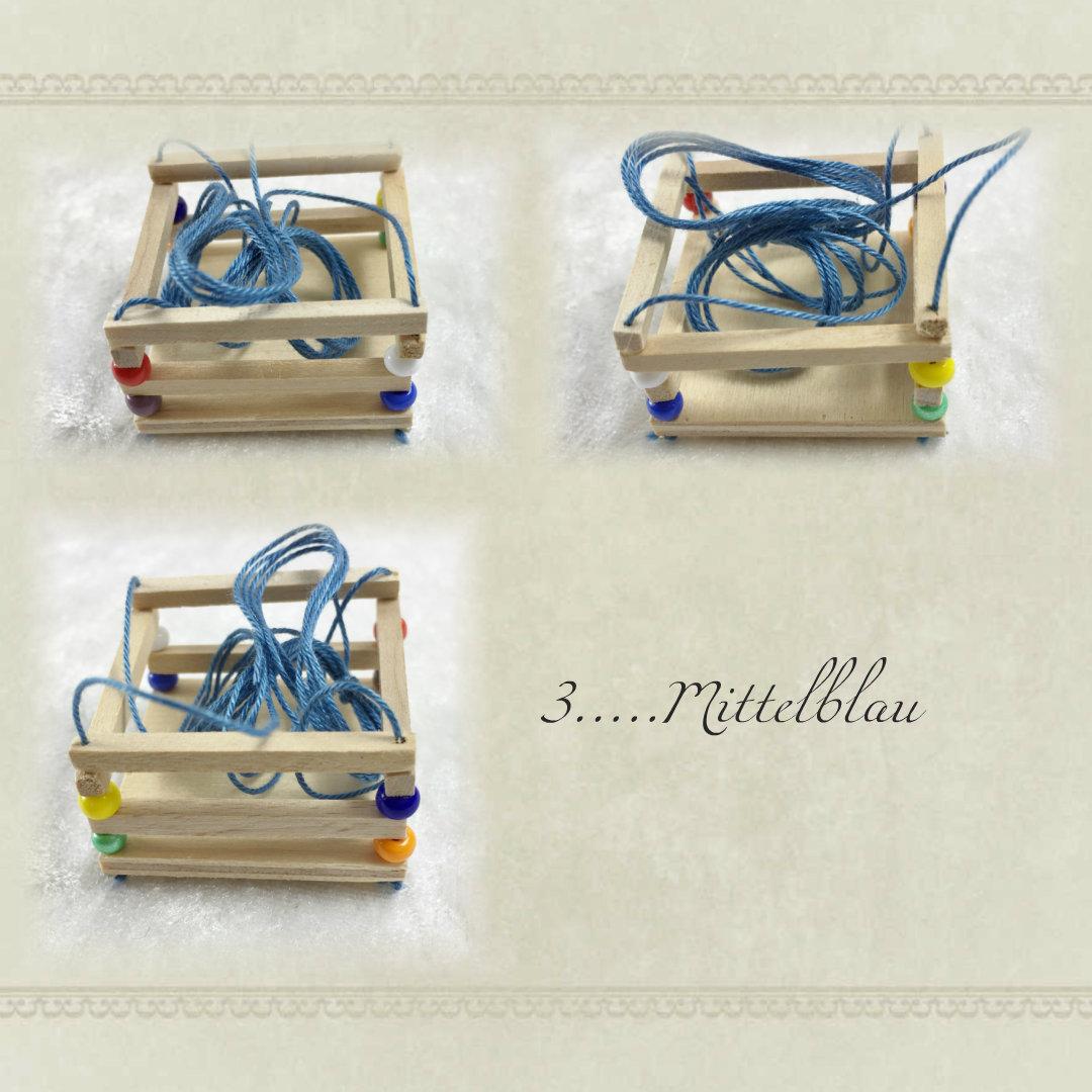 Babyschaukel Schaukel in Miniatur 1:12 Spielzeug