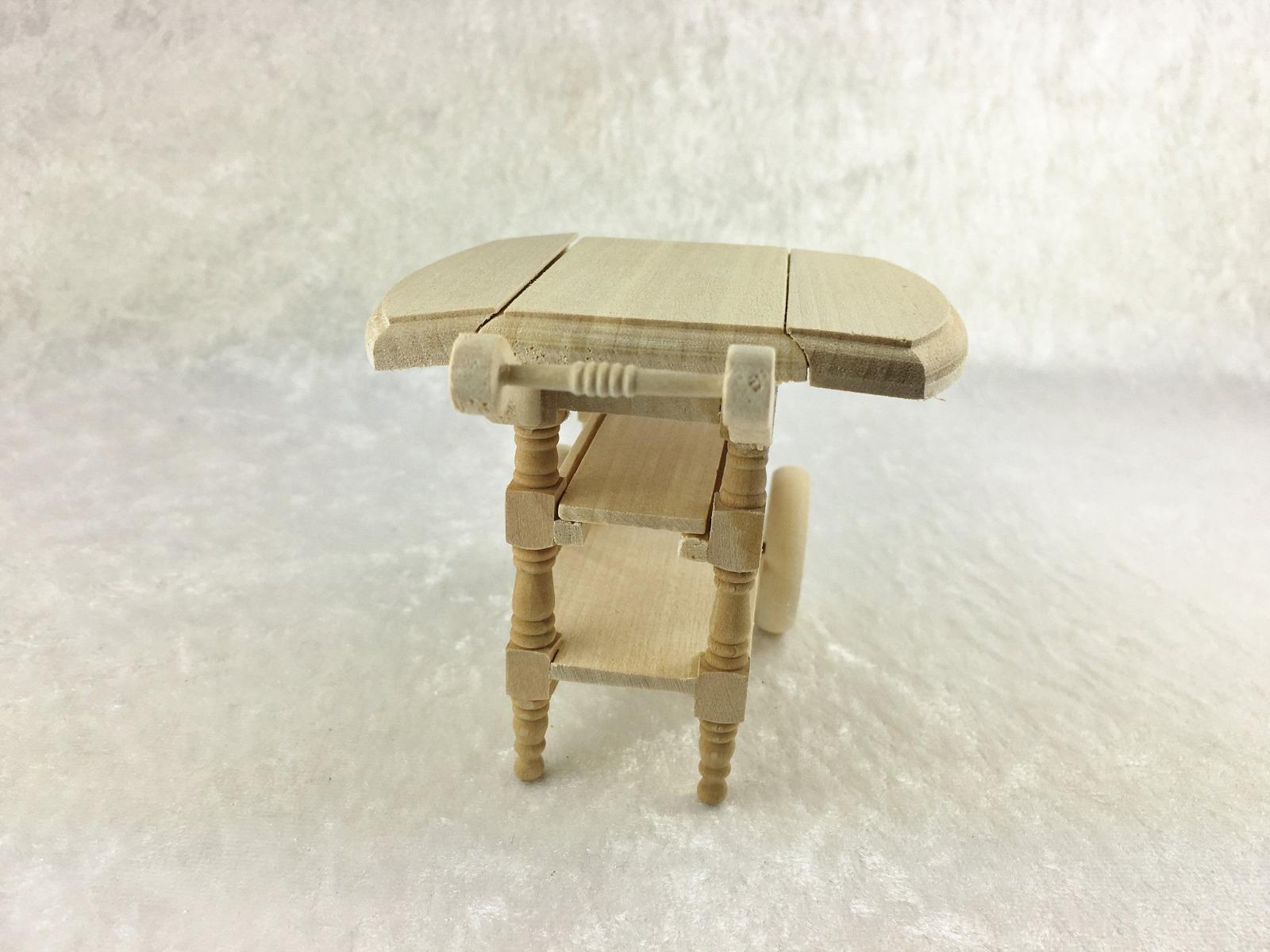 Teewagen 1:12 Miniatur 4