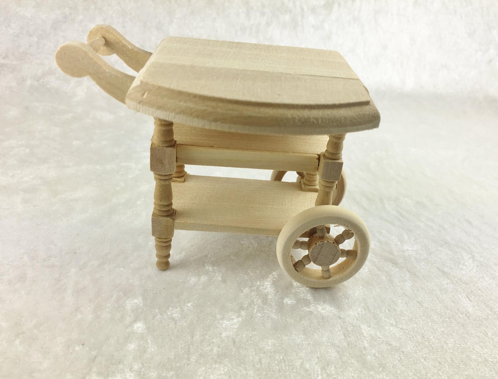 Teewagen 1:12 Miniatur 8